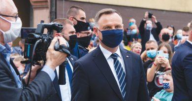 9 wizyta Prezydenta RP Andrzeja Dudy na Ziemi Lubuskiej