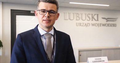Rozmowa z Karolem Zieleńskim – Dyrektorem Biura Wojewody Lubuskiego