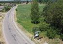 Przebudowa drogi powiatowej w miejscowości Łośno – gmina Kłodawa